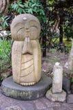 Μεγάλο άγαλμα χαμόγελου σε Kamakura, Ιαπωνία Στοκ Φωτογραφία