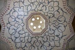 Μεγάλο ανώτατο όριο δωματίων ακροπόλεων της Shiraz Στοκ Φωτογραφίες