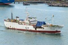 Μεγάλο αλιευτικό σκάφος Στοκ φωτογραφία με δικαίωμα ελεύθερης χρήσης