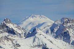 Μεγάλο βουνό στοκ φωτογραφία