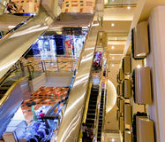 Μεγάλο εμπορικό κέντρο στην Τζακάρτα Στοκ φωτογραφίες με δικαίωμα ελεύθερης χρήσης