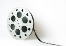 μεγάλο εξέλικτρο κινηματογράφων κινηματογράφων 35mm με την ταινία Στοκ Εικόνες