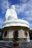 μεγάλο λευκό του Βούδα στοκ φωτογραφίες με δικαίωμα ελεύθερης χρήσης