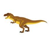 μεγάλο ζωντανό tyranosaurus στοματικού rex μεγέθους Στοκ Φωτογραφίες