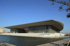 Μεγάλο θέατρο Tianjin Στοκ εικόνες με δικαίωμα ελεύθερης χρήσης