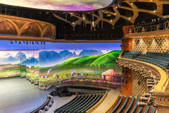 Μεγάλο θέατρο Xinjiang Στοκ Εικόνες