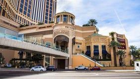 Μεγάλο κανάλι Shoppes στο Palazzo και τα ενετικά ξενοδοχεία Στοκ Εικόνες