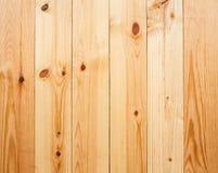 Μεγάλο καφετί ξύλινο υπόβαθρο σύστασης τοίχων σανίδων Στοκ Φωτογραφία
