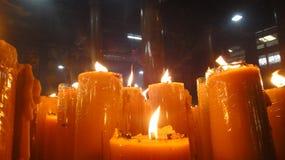 μεγάλο κερί στοκ εικόνα με δικαίωμα ελεύθερης χρήσης