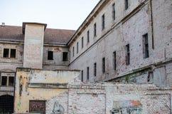 μεγάλο κτήριο παλαιό Στοκ φωτογραφία με δικαίωμα ελεύθερης χρήσης
