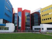 Μεγάλο κτήριο Στοκ φωτογραφία με δικαίωμα ελεύθερης χρήσης