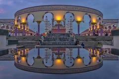 μεγάλο μουσουλμανικό τέμενος κεντρική Ιάβα Στοκ Φωτογραφίες