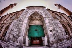 Μεγάλο μουσουλμανικό τέμενος του Bursa Ulu Camii Στοκ Εικόνα