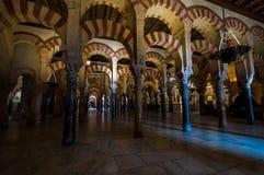Μεγάλο μουσουλμανικό τέμενος. Στοκ Φωτογραφίες