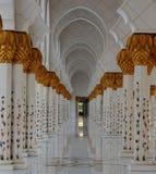 μεγάλο μουσουλμανικό τέμενος Στοκ φωτογραφία με δικαίωμα ελεύθερης χρήσης