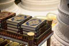 μεγάλο μουσουλμανικό τέμενος Στοκ Εικόνες