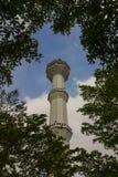 Μεγάλο μουσουλμανικό τέμενος Bandung Στοκ Φωτογραφία
