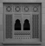 Μεγάλο μουσουλμανικό τέμενος - Muscat - Ομάν Στοκ Φωτογραφίες