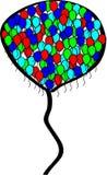 Μεγάλο μπαλόνι Στοκ φωτογραφίες με δικαίωμα ελεύθερης χρήσης