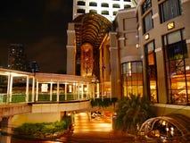 Μεγάλο ξενοδοχείο Sukumvit Sheraton Στοκ φωτογραφίες με δικαίωμα ελεύθερης χρήσης