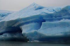 Μεγάλο παγόβουνο στο εθνικό πάρκο Los Glaciares, Αργεντινή Στοκ Εικόνες