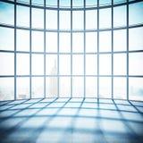 μεγάλο παράθυρο δωματίων Στοκ φωτογραφίες με δικαίωμα ελεύθερης χρήσης