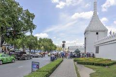 Μεγάλο παλάτι Μπανγκόκ Phra Kaew Wat στοκ εικόνες