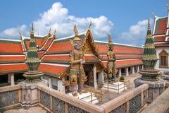 μεγάλο παλάτι Ταϊλάνδη της Μπανγκόκ Στοκ φωτογραφία με δικαίωμα ελεύθερης χρήσης