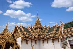 μεγάλο παλάτι Ταϊλάνδη της Μπανγκόκ Στοκ Εικόνες