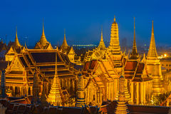 μεγάλο παλάτι Ταϊλάνδη της & Στοκ Εικόνες