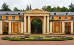 Μεγάλο παλάτι Arkhangelskoye Στοκ Εικόνα