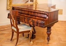 Μεγάλο πιάνο Στοκ εικόνα με δικαίωμα ελεύθερης χρήσης