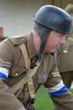 Μεγάλο πολεμικό γεγονός Brooklands 1916-2016 Στοκ εικόνες με δικαίωμα ελεύθερης χρήσης