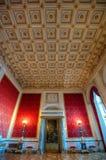 Μεγάλο πολυτελές δωμάτιο Στοκ εικόνα με δικαίωμα ελεύθερης χρήσης