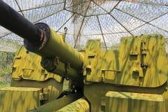 Μεγάλο πυροβόλο Στοκ Εικόνες