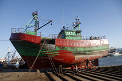 μεγάλο σκάφος Στοκ φωτογραφίες με δικαίωμα ελεύθερης χρήσης