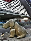 μεγάλο σκυλί Στοκ φωτογραφία με δικαίωμα ελεύθερης χρήσης