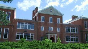 Μεγάλο σχολείο τούβλου φιλμ μικρού μήκους