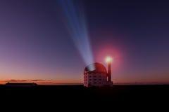 Μεγάλο τηλεσκόπιο Στοκ Εικόνα
