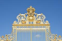Μεγάλο χρυσό παλάτι Γκέιτς Στοκ εικόνα με δικαίωμα ελεύθερης χρήσης