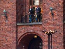 Μεγάλο gala Στοκ εικόνα με δικαίωμα ελεύθερης χρήσης