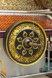 μεγάλο gong Στοκ Φωτογραφία