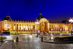 Μεγάλο Palais (μεγάλο παλάτι) Στοκ Φωτογραφίες
