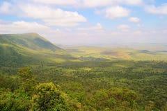 Μεγάλο Rift Valley Στοκ φωτογραφία με δικαίωμα ελεύθερης χρήσης
