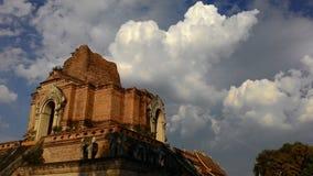 μεγάλο sanchy stupa Στοκ Εικόνες