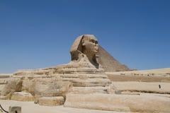 μεγάλο sphinx giza Στοκ φωτογραφίες με δικαίωμα ελεύθερης χρήσης