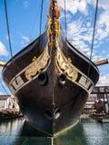 μεγάλο SS της Μεγάλης Βρετ& Στοκ Φωτογραφία