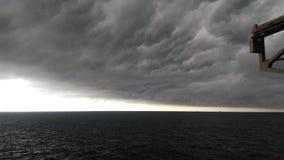 Μεγάλο Storn Στοκ φωτογραφία με δικαίωμα ελεύθερης χρήσης