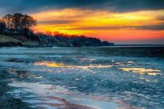 μεγάλο thaw Στοκ Φωτογραφία