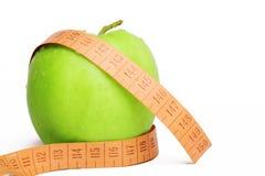 μεγέθους μήλων Στοκ Φωτογραφίες